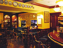 Aherne 39 s townhouse hotel and seafood restaurant youghal for Bar food youghal