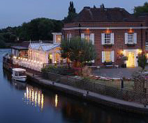 Compleat Angler Hotel Marlow on the Thames photo