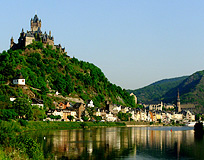 River Cruising Mosel Germany photo