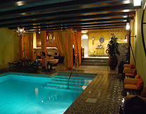 Pool and Spa Park-Hotel Sonnenhof Liechtenstein photo