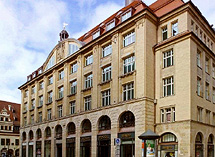 Steigenberger Grand Hotel Leipzig facade photo