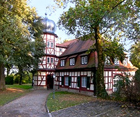 Wald Hotel Friedrichsruhe Hunting Lodge photo