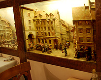 Wilde Mann Restaurant miniatures photo